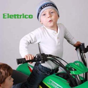 Mini quad o quod elettrico per bambini
